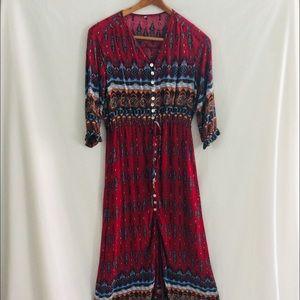 Boho Dress/Duster